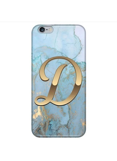 People's Cover iPhone 6/6S Plus Baskılı Harfli Telefon Kılıfı Renkli